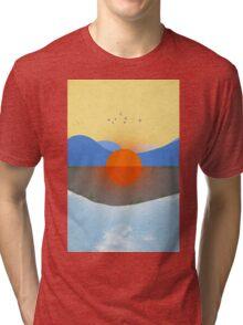 KAUAI No Text Tri-blend T-Shirt