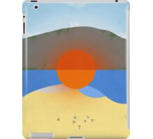 STN MTN Modified Text iPad Case/Skin