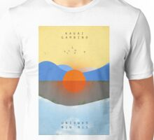 KAUAI Modified Text Unisex T-Shirt