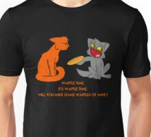 Firestar thinks Graystripe is retarded Unisex T-Shirt