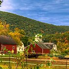 Old Farm in Kent CT by imagetj