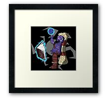 The Rogue Mage Framed Print