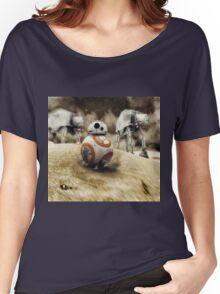 Sci-Fi Fantasy 7 Women's Relaxed Fit T-Shirt