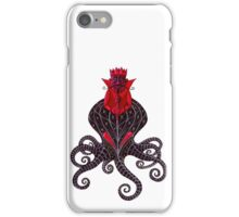 Red King iPhone Case/Skin
