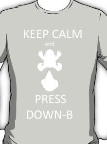 Wario DOWN-B T-Shirt