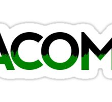 Tacoma, Washington Sticker