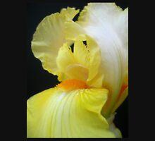 Yellow Iris Close-up Unisex T-Shirt