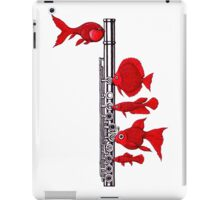Fish and Flute iPad Case/Skin