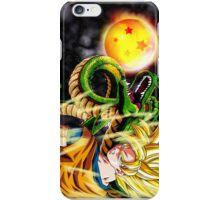 Goku Dragon Ball Z iPhone Case/Skin