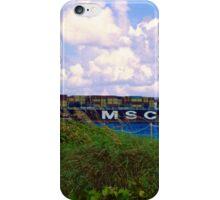 MV MSC Flaminia iPhone Case/Skin