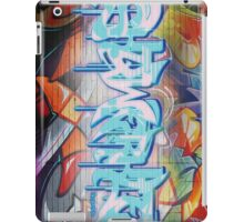 Skqwerkle - Full Colour | Graffiti Mural iPad Case/Skin