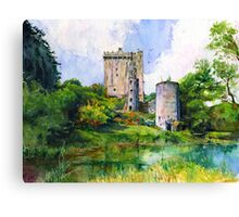 Blarney Castle Ireland Canvas Print