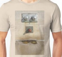 Abstract - Face - Just goofing off Unisex T-Shirt