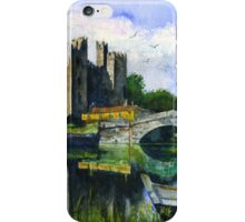 Bunratty Castle Ireland iPhone Case/Skin