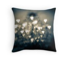 Amour Brulant Throw Pillow
