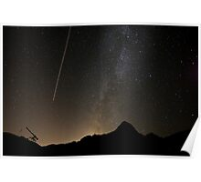 Milky way Poster