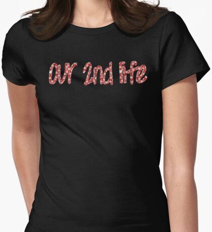 2 O2L Womens Fitted T-Shirt