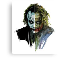Joker - Suicide Squad - Batman Canvas Print