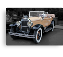 1926 Cadillac Custom Canvas Print