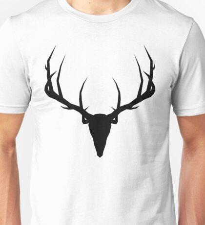 Spiky Antlers Unisex T-Shirt
