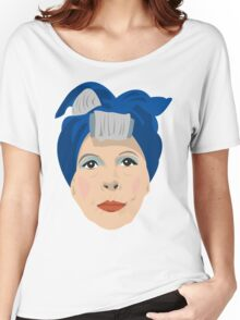 Ruth Gordon Minnie Castevet from Rosemary's Baby Women's Relaxed Fit T-Shirt