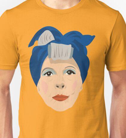Ruth Gordon Minnie Castevet from Rosemary's Baby Unisex T-Shirt