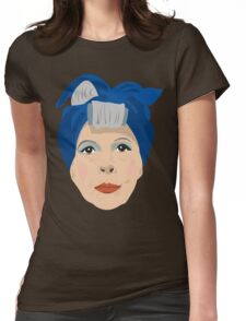 Ruth Gordon Minnie Castevet from Rosemary's Baby Womens Fitted T-Shirt