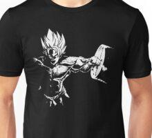 Goku Hardcore Squat Unisex T-Shirt