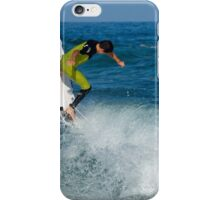 Backhand Aerial iPhone Case/Skin
