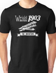 The Wright Brothers 2.0 Unisex T-Shirt