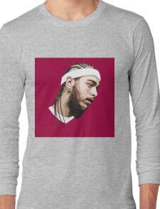 POST MALONE Long Sleeve T-Shirt