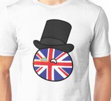 Polandball - Great Britain Big Unisex T-Shirt
