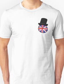 Polandball - Great Britain Small Unisex T-Shirt