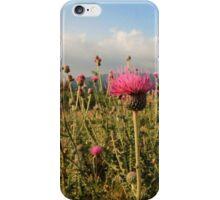 Wildflower Meadow Mountain Countryside iPhone Case/Skin