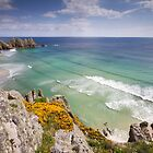 Cornwall - Atlantic Paradise by Angie Latham