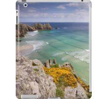 Cornwall - Atlantic Paradise iPad Case/Skin