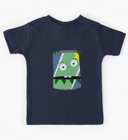 Don't Hug Me I'm Scared Can  Kids Tee