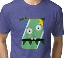 Don't Hug Me I'm Scared Can  Tri-blend T-Shirt