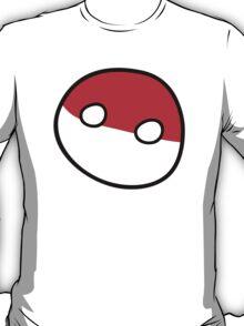 Polandball - Derpy Poland Big T-Shirt