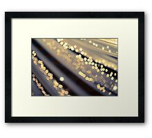 Barn Dance Framed Print