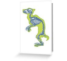 Inside Out - Werewolf Greeting Card