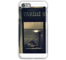 Istanbul Cafe iPhone Case/Skin