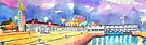 estação fluvial de belém. river station. rio tejo. lisboa by terezadelpilar ~ art & architecture
