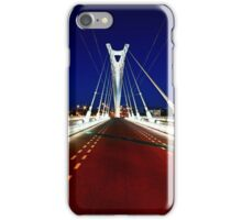 Puente universitario castellon - Castellon's University Bridge. iPhone Case/Skin
