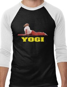 Yogi Men's Baseball ¾ T-Shirt