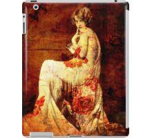 Winsome Woman iPad Case/Skin