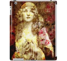 Winsome Woman iPad Case/Skin