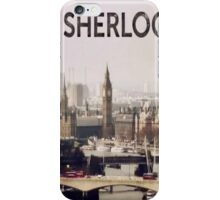 Sherlock & London iPhone Case/Skin