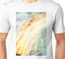 Multicolored Layers II Unisex T-Shirt