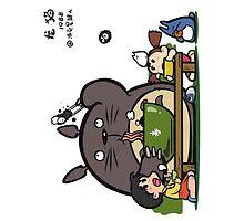 Studio Ghibli - My Neighbor Totoro by sandyw5